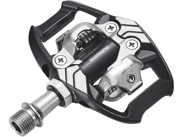 Shimano DXR PD-MX70 Pedały Do SM-SH51, deep grey